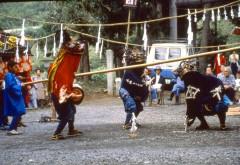下三沢の獅子舞