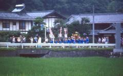 瑞穂神社の夏祭り